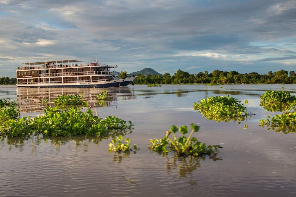 Mekong River Restaurant Menu