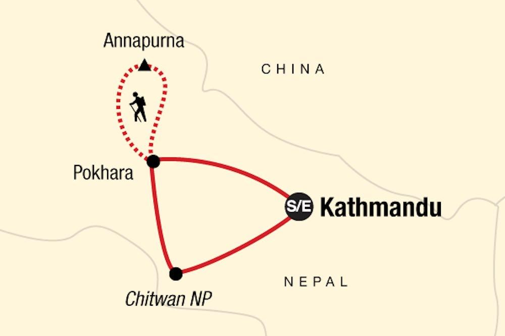 Nepal Adventure - USIT Ireland